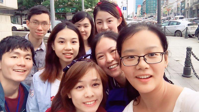 Китайские и корейские студенты будут учить русский язык
