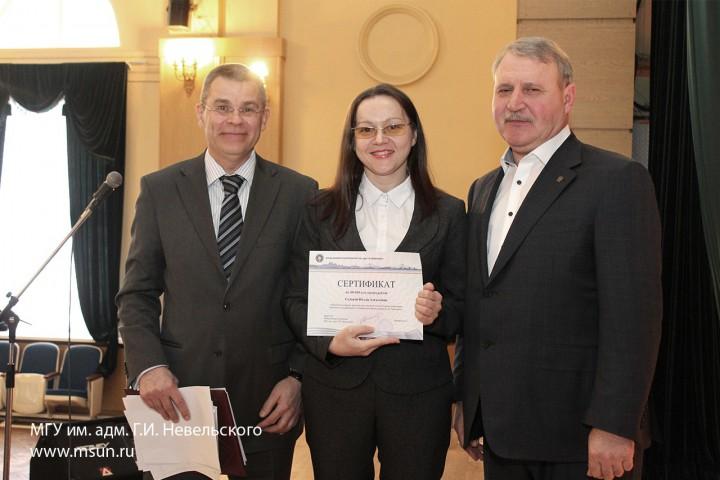 Фонд целевого капитала Морского университета сформировал «Клуб Дарителей»