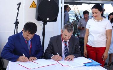 ФГУП «Росморпорт» стал новым участником Фонда целевого капитала университета