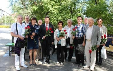 60 лет верности альма-матер
