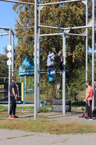 Праздник спорта и здоровья «Золотая осень-2017»