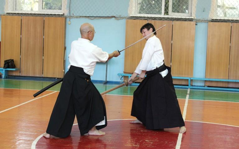«Японская осень» вместе с мастером айкидо Янасэ Акинобу