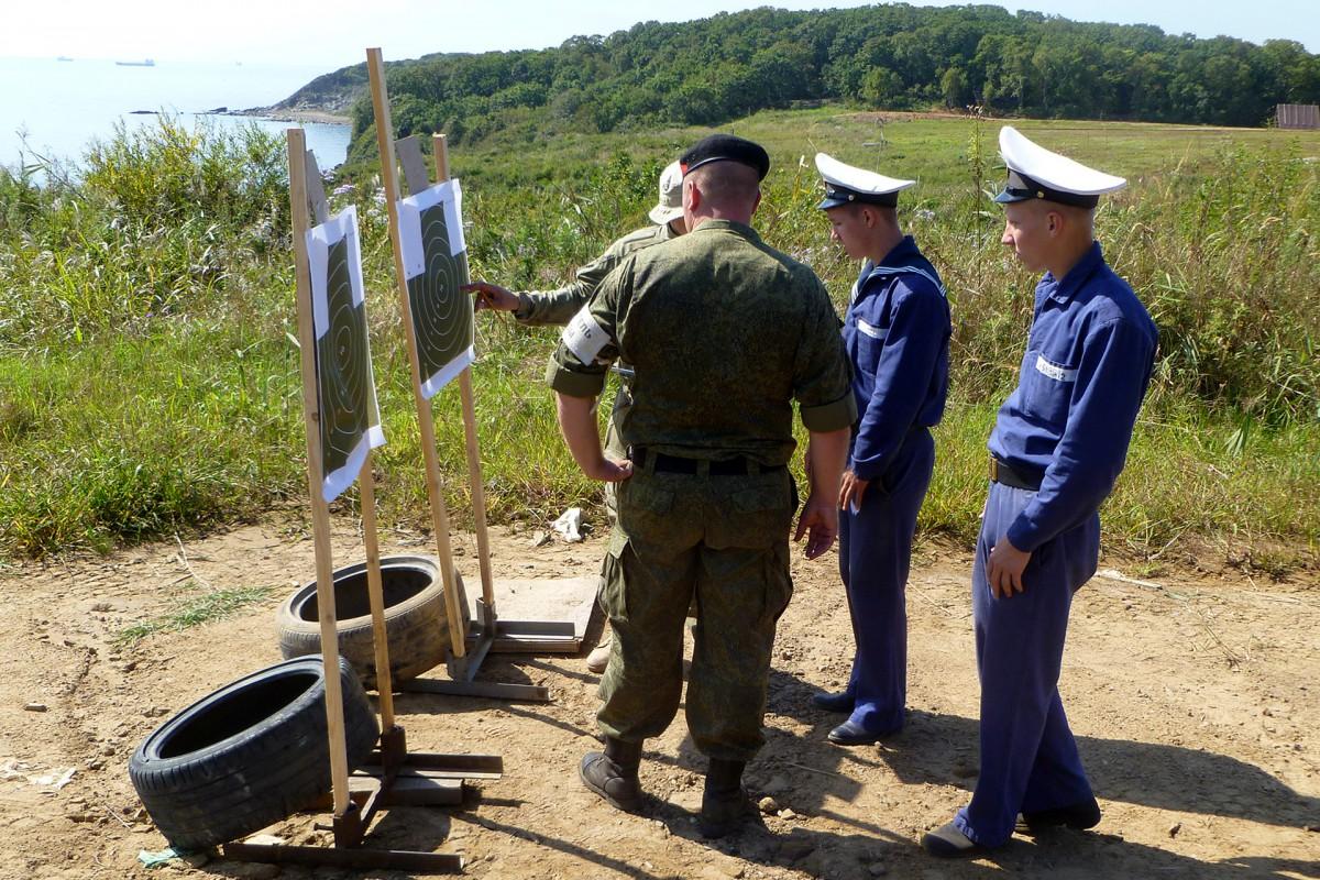 Курсанты МТК прошли допризывную подготовку на учебно-полевых сборах