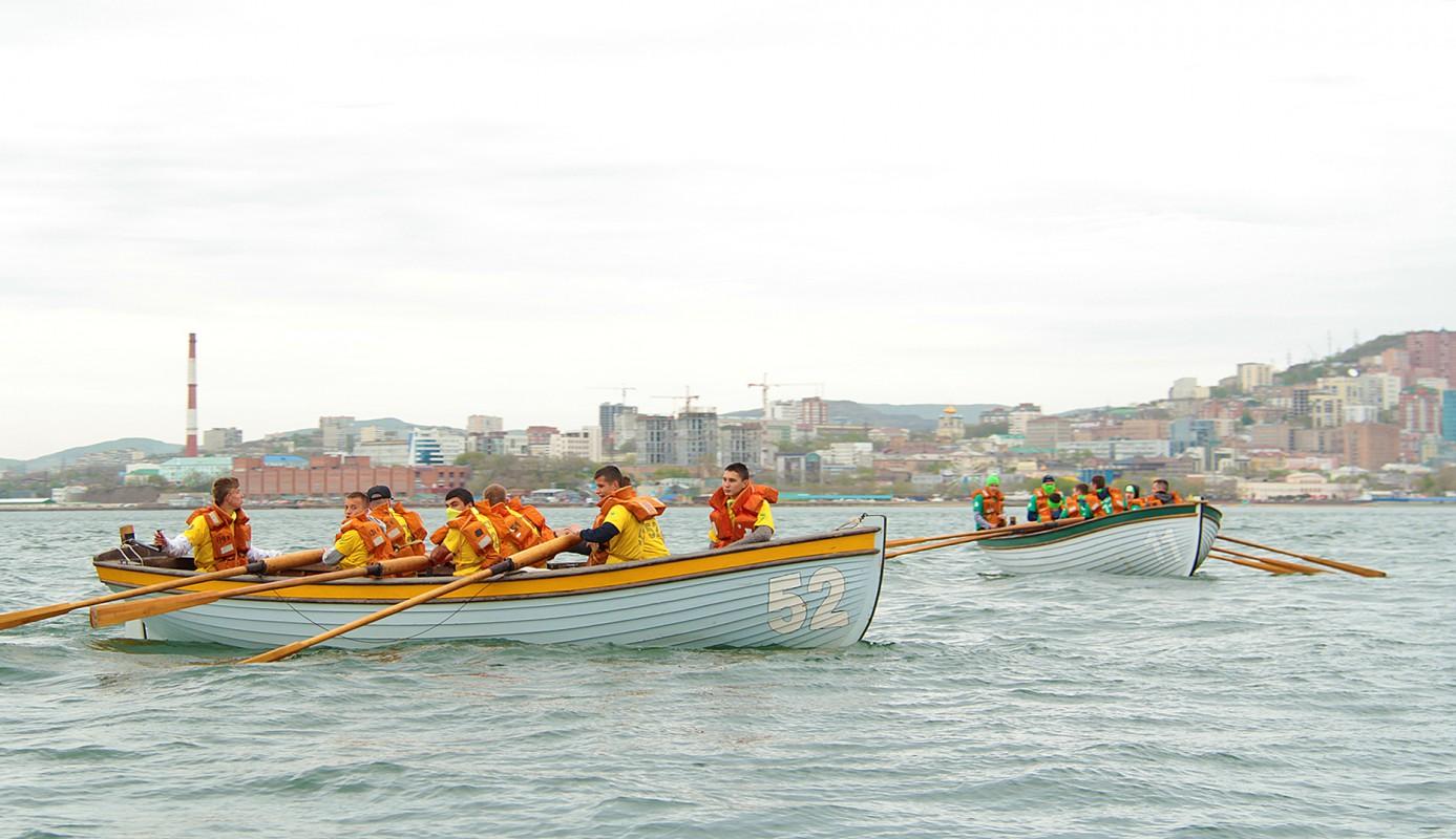 Крейсерская гонка выявила победителей в личном и командном первенстве