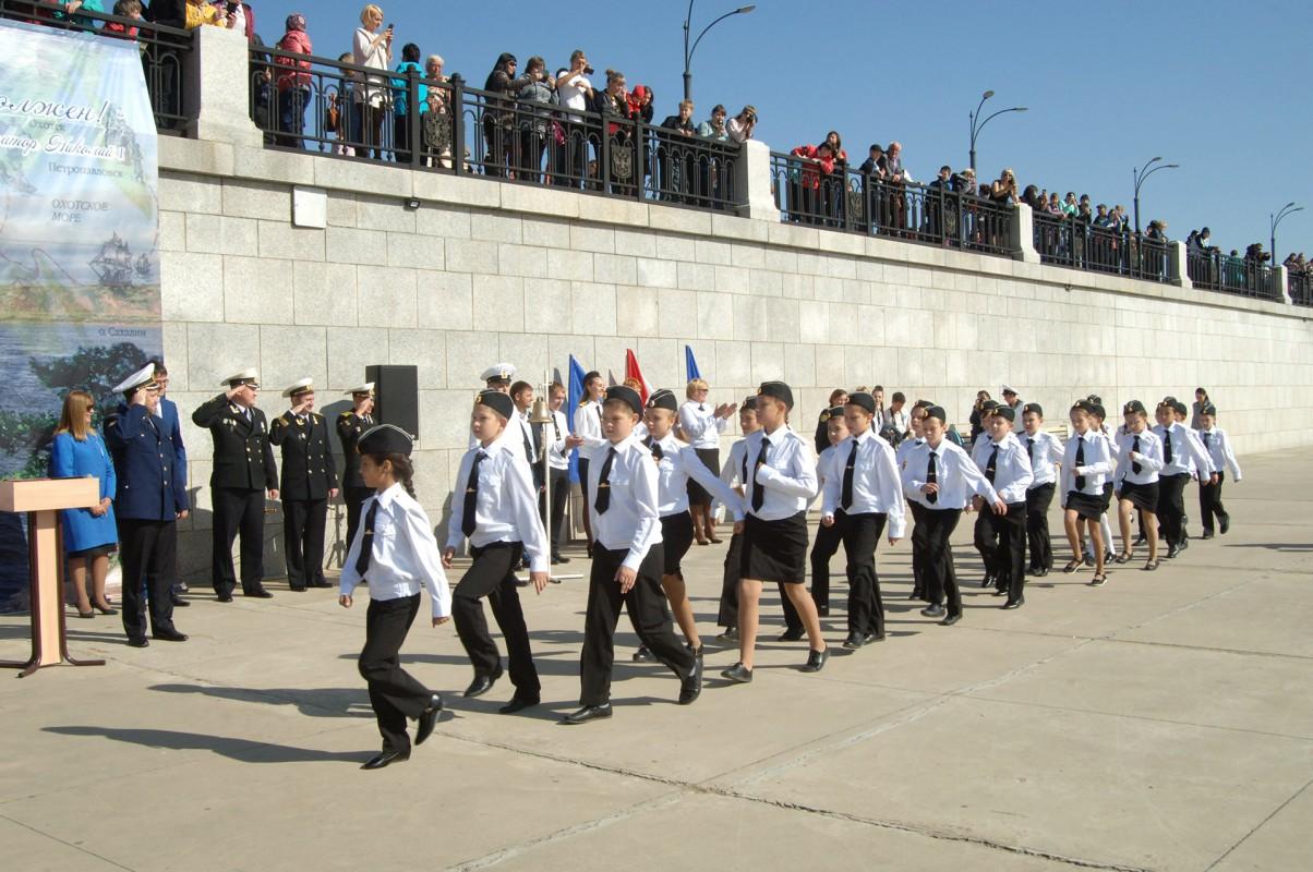 197 первокурсников пополнили ряды Амурского филиала