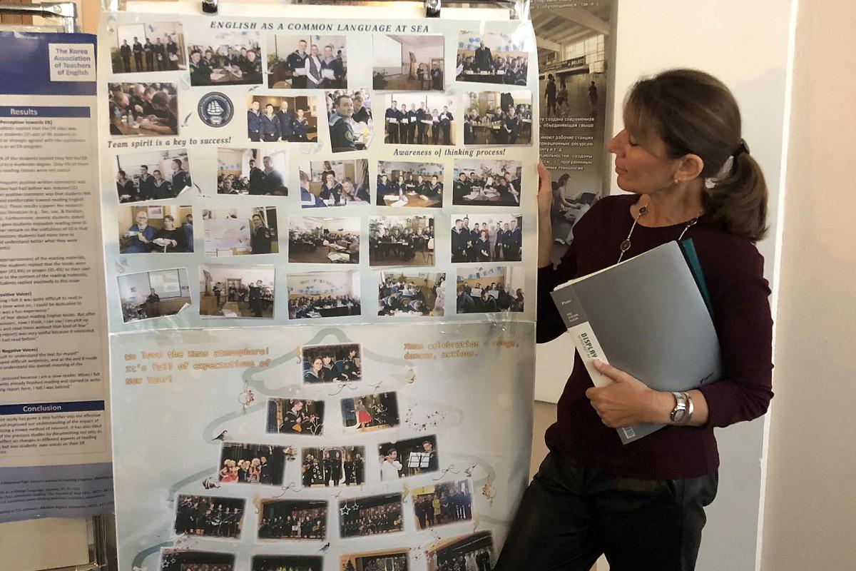 Доценты кафедры языковой подготовки поделились опытом на конференции FEELTA