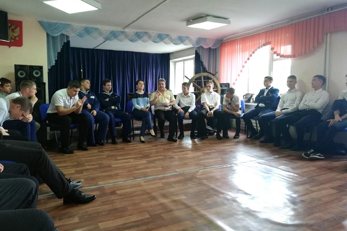 Адаптационная неделя курсантов в МТК