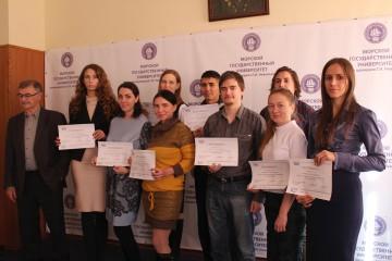 Финалисты конкурса УМНИК-2018