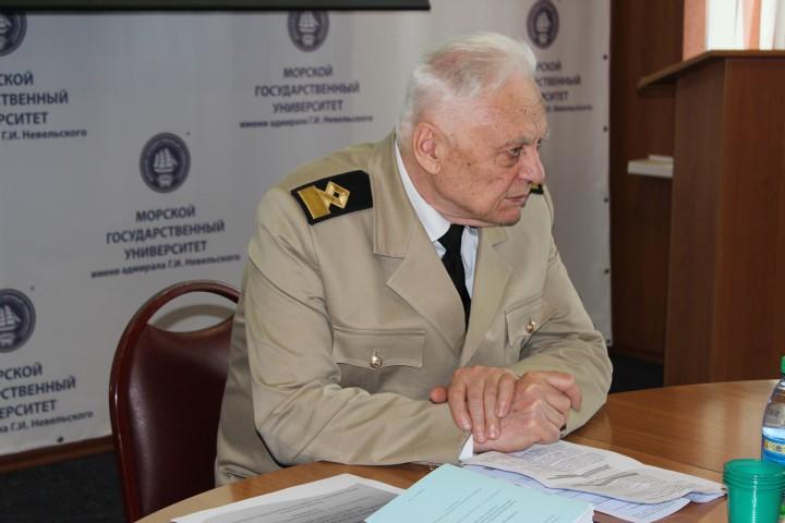 «Пионерская» защита капитана из Мурманска