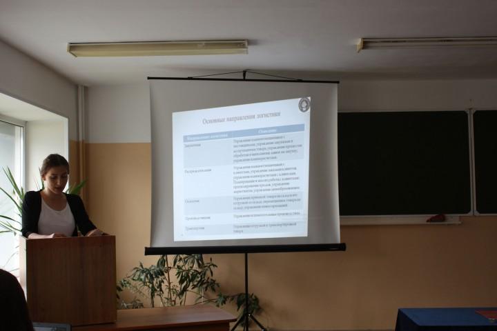 На кафедре менеджмента и логистики подведены итоги межвузовской Олимпиады по менеджменту