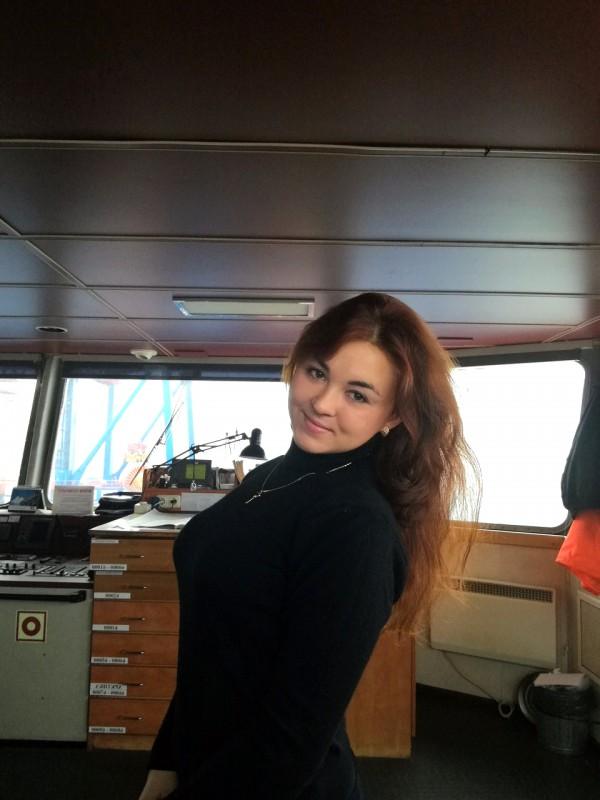 Девушка с морским характером