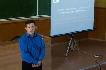 Лекция нарколога дала курсантам важные знания