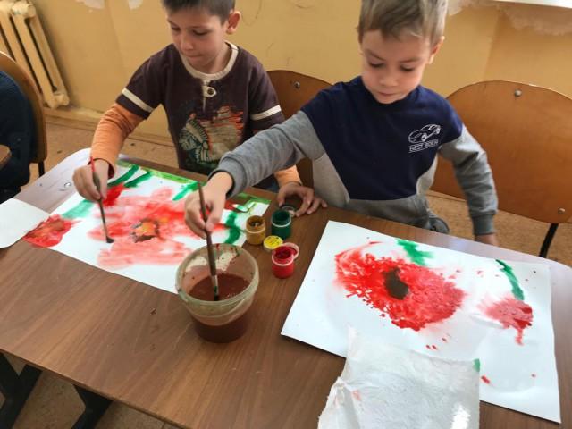 Программа для ребят «Осенние каникулы» прошла плодотворно
