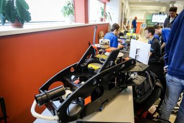 Наши студенты-робототехники – в финале «Авароботех»