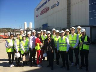 Первокурсники МТФ посетили ССК «Звезда»