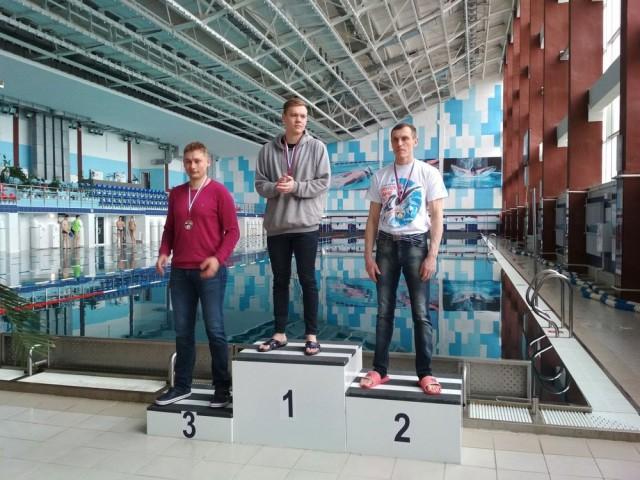 Cadet Nikita Ivashchenko - Vladivostok champion in aquatlon