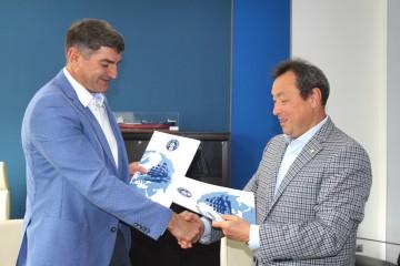 Подписан договор о сотрудничестве с Приморской федерацией игры го