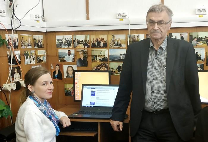 Аспиранты заявили научные проекты на УМНИК в онлайн режиме