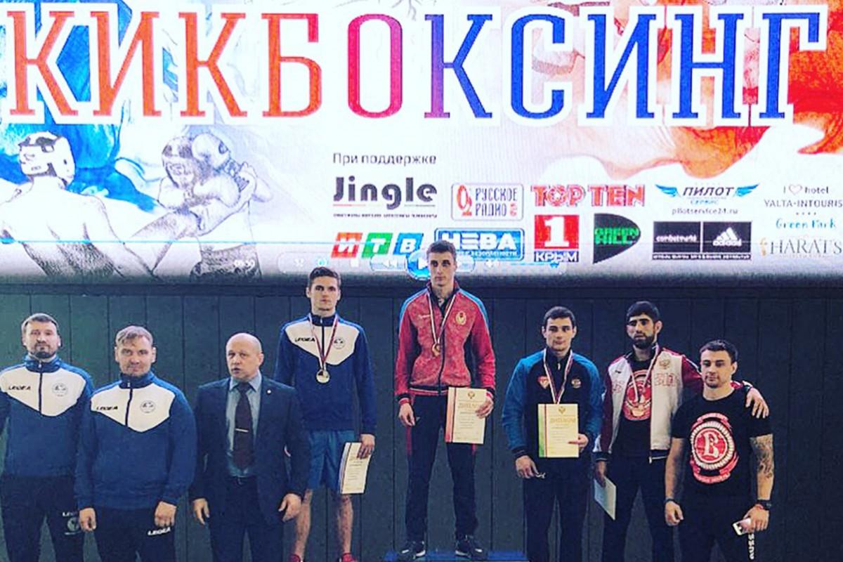 Среди первокурсников МТФ – мастер спорта по кикбоксингу и боксу