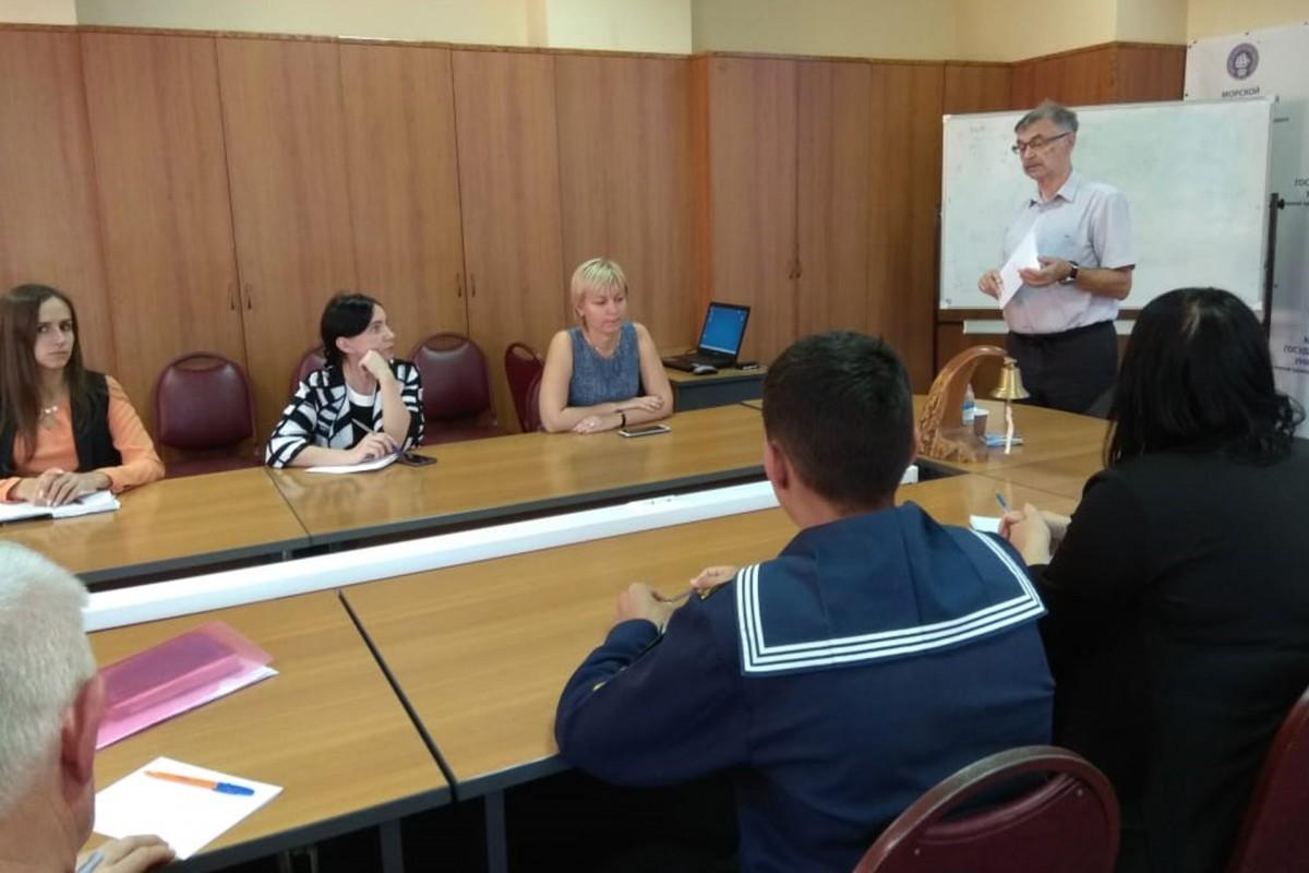 Молодая смена инноваторов познакомилась с конкурсом УМНИК