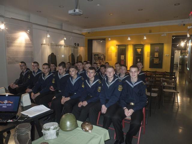 «Благословенна наша победа» – лекция для курсантов Морского колледжа