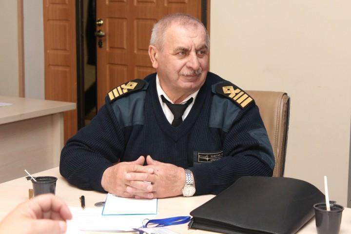 Прошёл семинар для инспекторов государственного портового контроля