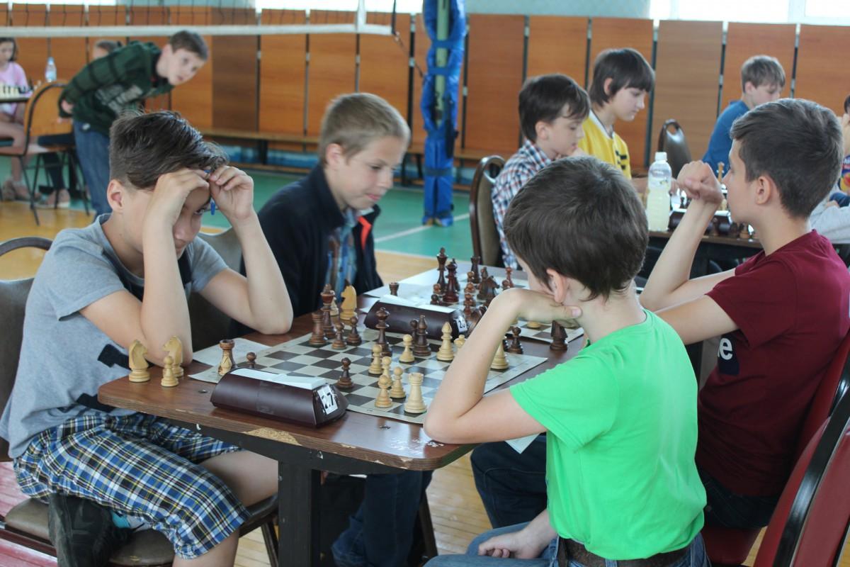 Открытый шахматный фестиваль «Город у моря»