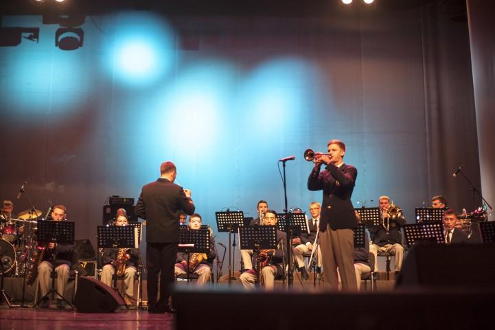 Эстрадный оркестр завершил 9-й концертный сезон