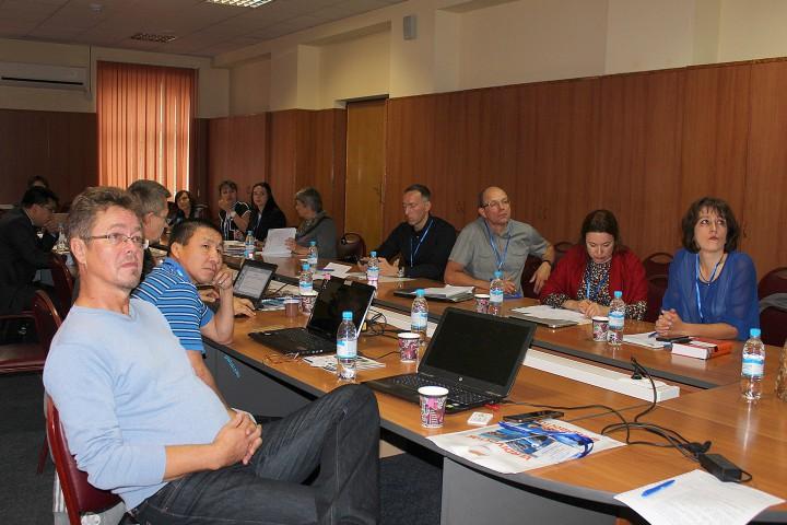 Начало работу Совещание рабочей группы по защите морской арктической среды (PAME)