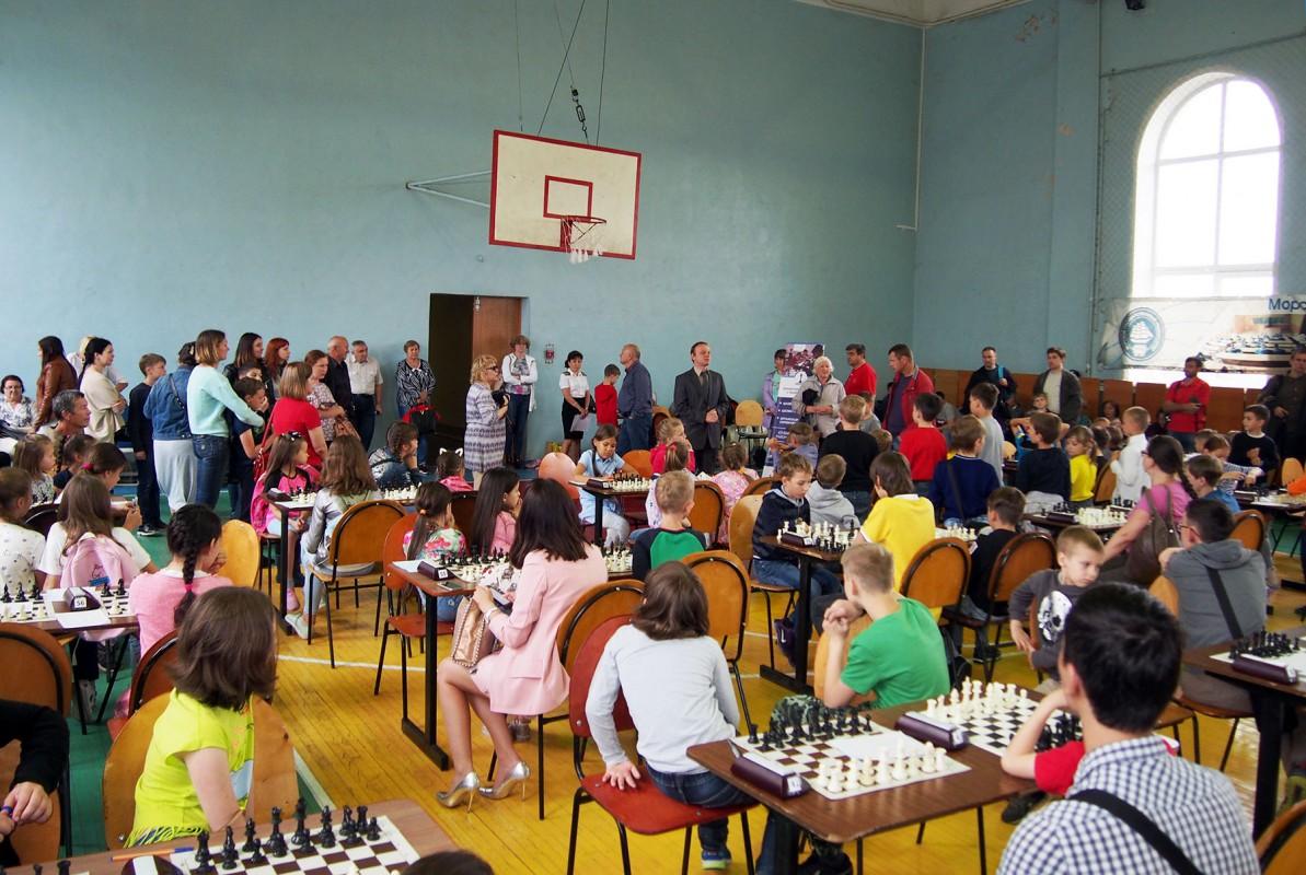 Завершился Открытый шахматный фестиваль «Город у моря - 2018»
