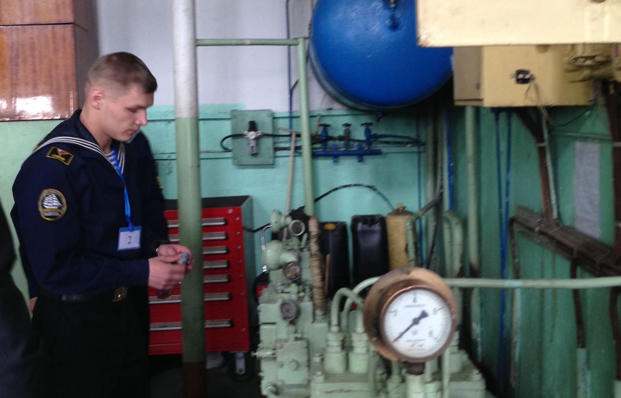 Открылся Чемпионат по стандартам WorldSkills по морским компетенциям