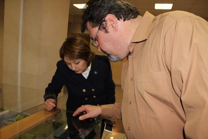 В день рождения Невельского открылась выставка моделей парусного флота