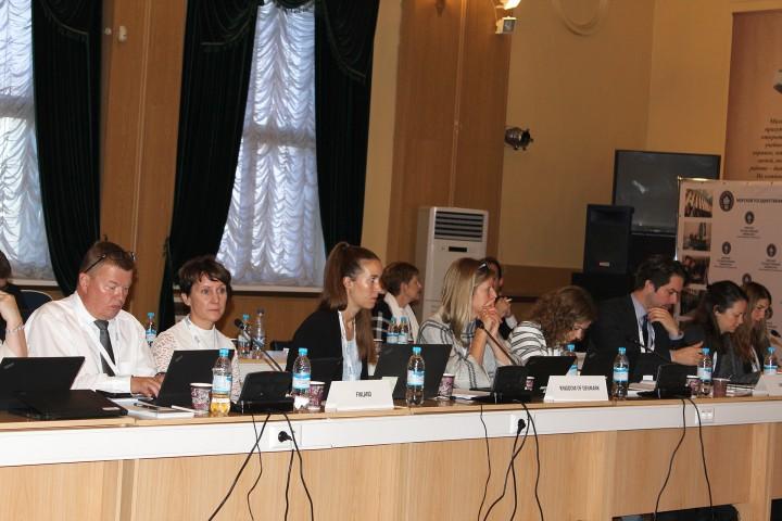 Во Владивостоке проходит заседание Рабочей группы Арктического совета по защите арктической морской среды