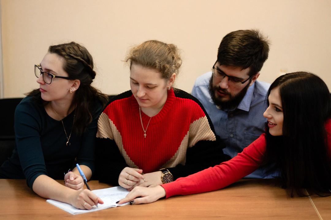 Интеллектуальная игра «Я – логист» закрепила знания и умения студентов