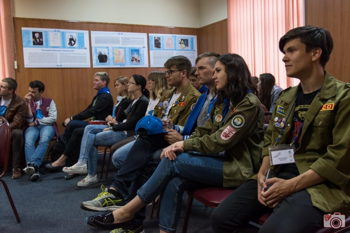 Студенческие отряды подготовились к летней трудовой смене