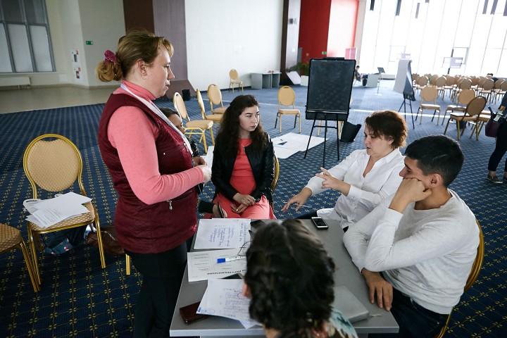 «Универсальные» знания школы «Навигатор инноватора» дают толчок научным разработкам