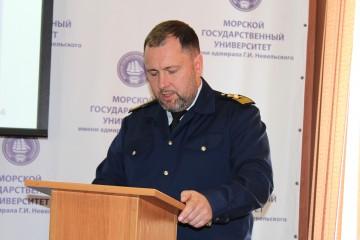 На заседании ректората заслушан отчет директора Амурского филиала
