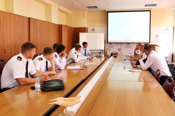 Состоялся IX семинар офицерского состава ПАО «СКФ»