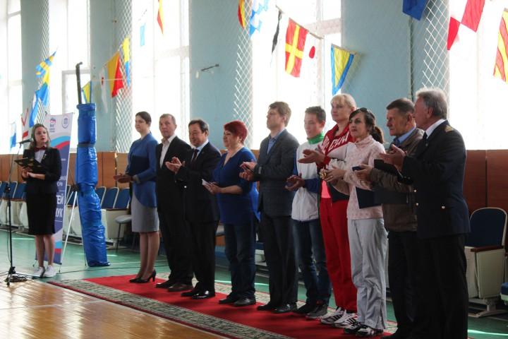 Спортивный фестиваль объединяет молодежь дальневосточных вузов