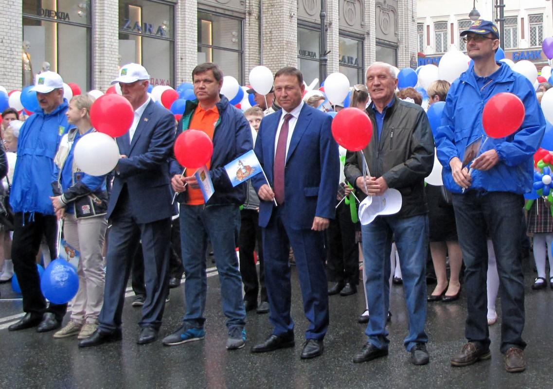 День Владивостока по-морскому