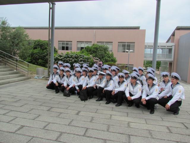 У нас остались только прекрасные воспоминания о Японии…