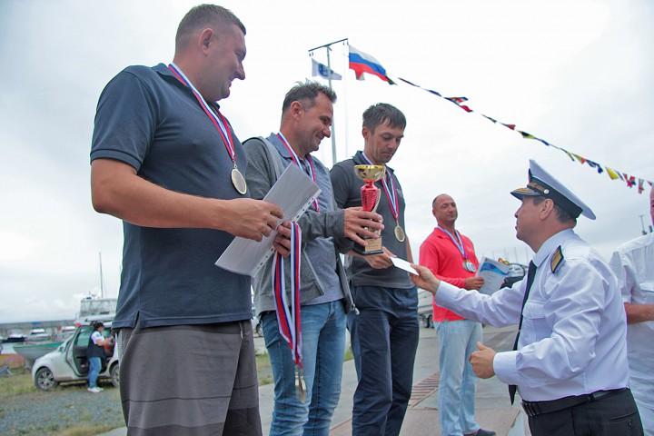 37-я традиционная парусная регата «Кубок адмирала Г.И. Невельского