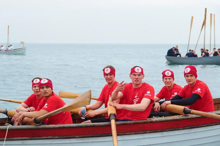 В лидерах – сразу три экипажа
