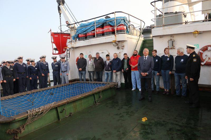 Первая неделя экспедиции по изучению последствий аварии на АЭС «Фукусима»