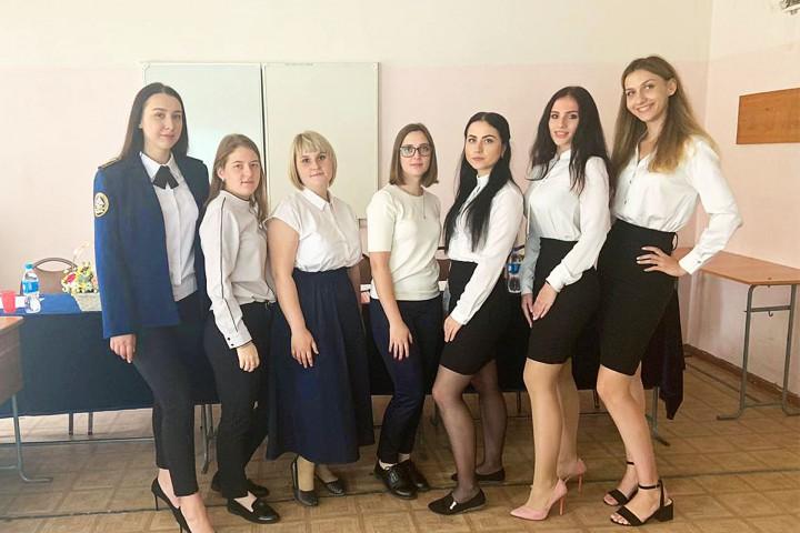 Защита выпускных работ студентов направления 38.03.02 «Менеджмент»