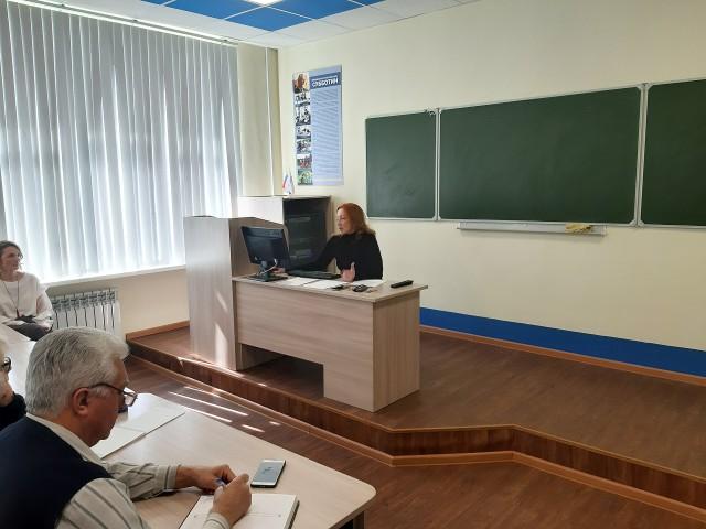 Преподаватели получили навыки работы с электронно-информационной образовательной средой университета