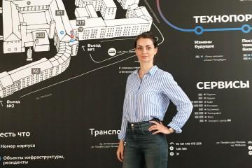 Педагог лицея – участник акселератора в Санкт-Петербурге