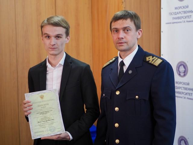 Студент юридического факультета – победитель конкурса «Моя законотворческая инициатива»