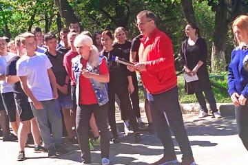 Спартакиада первокурсников в МТК