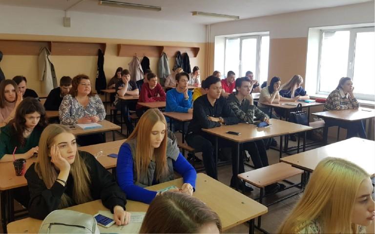 Студенты-экономисты пройдут практику в ПАО «ВМТП»